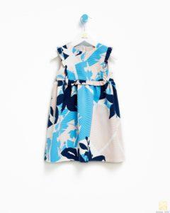 sukienka dla dziewczynki w stylu boho